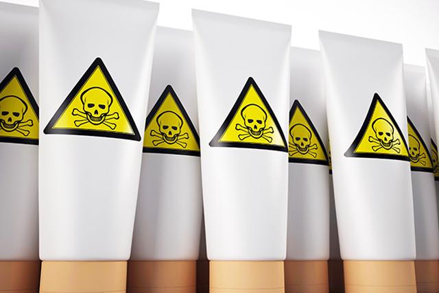 giftige Zusätze