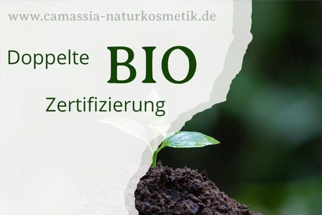 Doppelte Bio-Zertifizierung: Qualität und Nachhaltigkeit